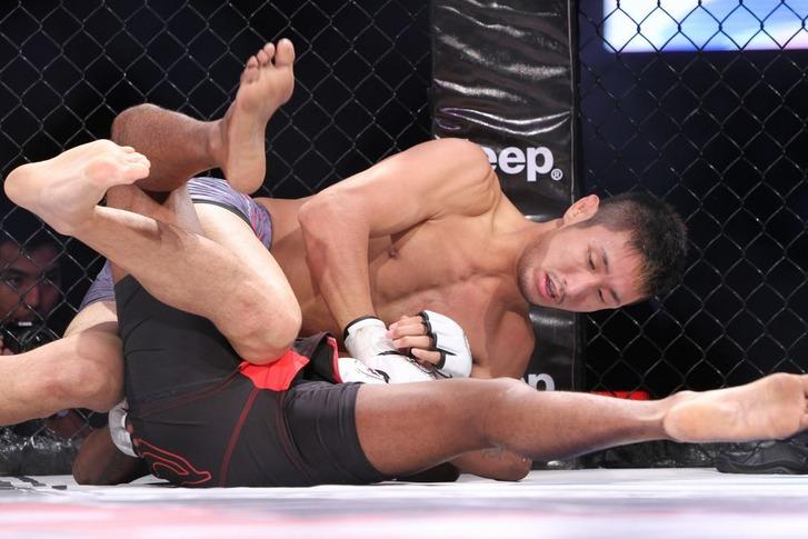 Chuji Kato vs Tyrone Jones