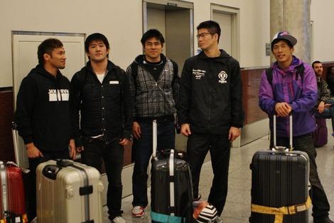 MMA tour