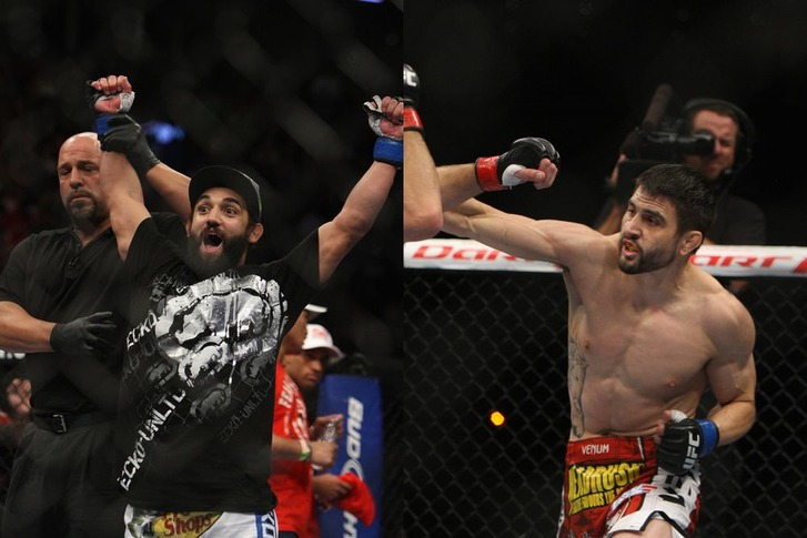 Hendricks vs Condit