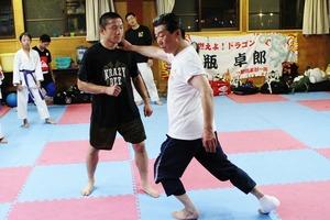 Horiguchi & Sensei Nihei