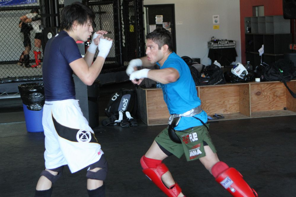 Martinez 【UFC169】残念、堀口恭司が負傷で欠場。代役はマルチネス   MMAPLA