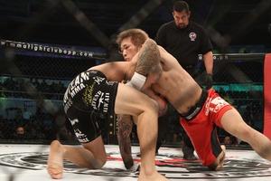Michinori Tanaka vs Russell Doane