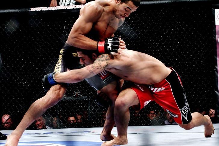 Aldo vs Mendes I