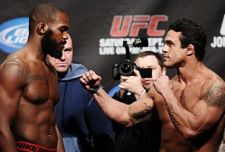 Jones vs Vitor