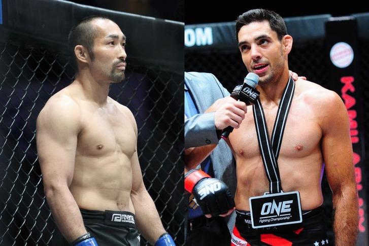 Suzuki vs Kayoon