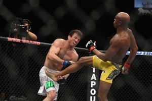 KO#06 Anderson Silva vs Chael Sonnen