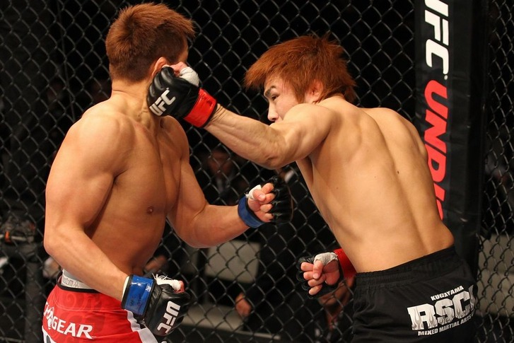 Gomi vs Mitsuoka