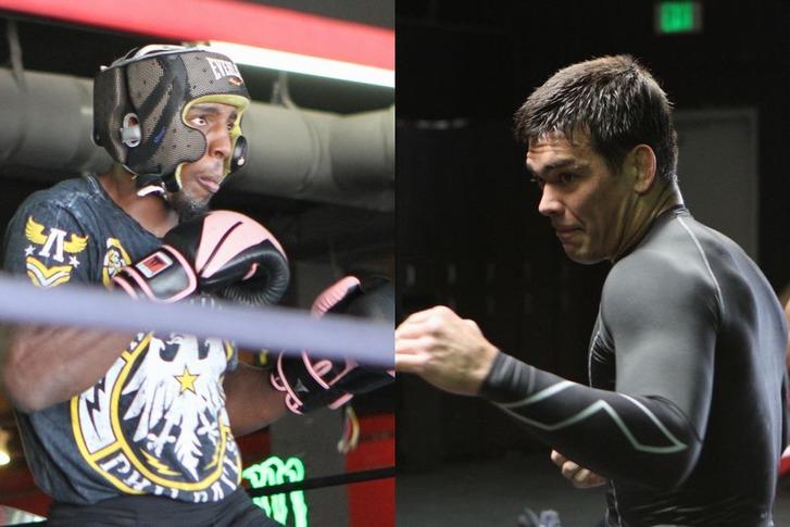 Davis vs Machida