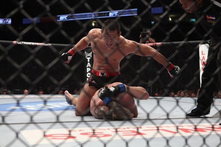KO#10 Yushin Okami vs Buddy Roberts