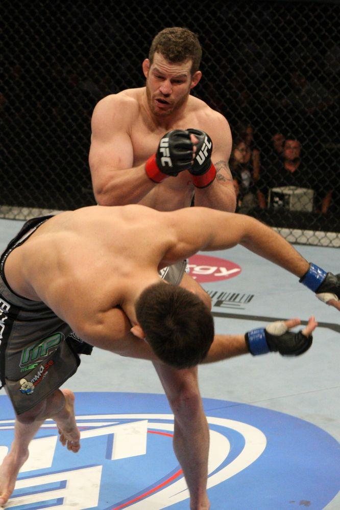 UFC102】遠ざかる柔術の再興、マ...