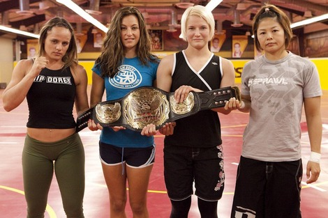 Womens Tournament Participants