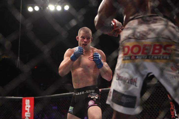 NO UFC#02 Nate Marquardt vs Tyron Woodley