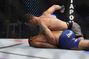 Best KO#01 Chris Weidman vs Mark Munoz