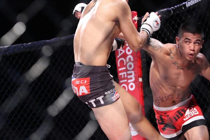 Kyle Reyes vs Kim Thae-Kyun