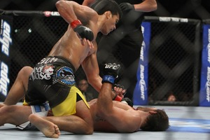 Lyoto Machida vs Ryan Bader