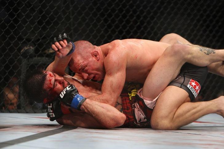 Best UFC#01 GSP vs Carlos Condit
