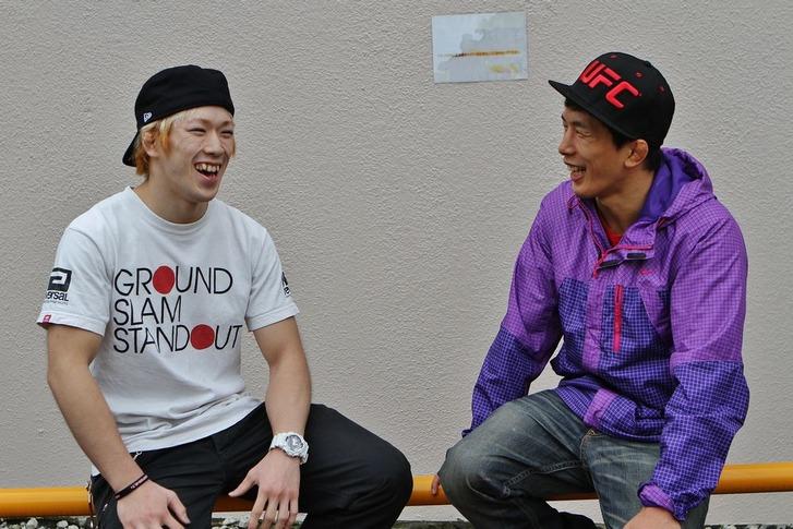 Nori & Takezo
