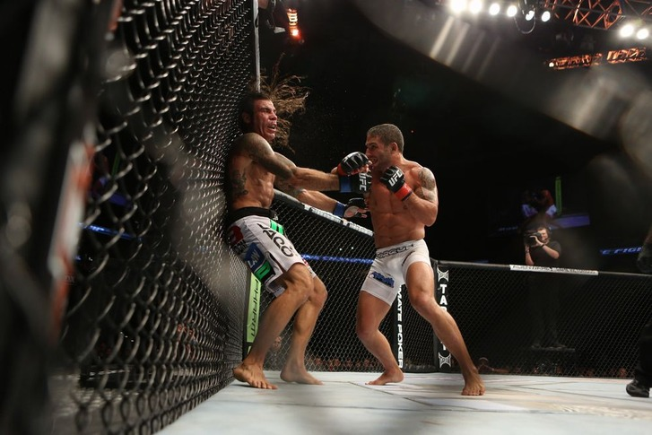 Chad Mendes vs Clay Guida