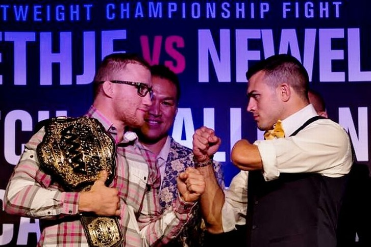 Gaethje vs Newell