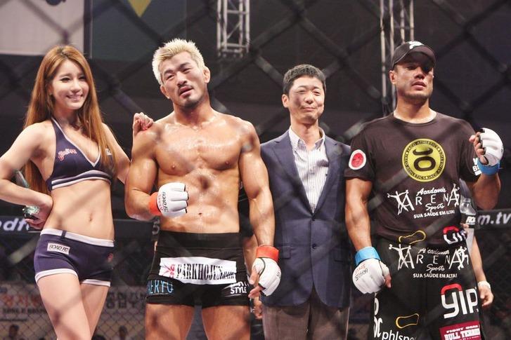 Bae Myoeng Ho vs Andrews Nakahara