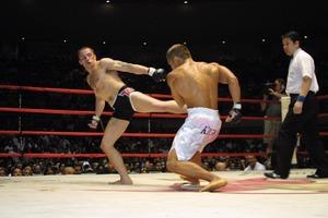 Curran vs Kid Yamamoto