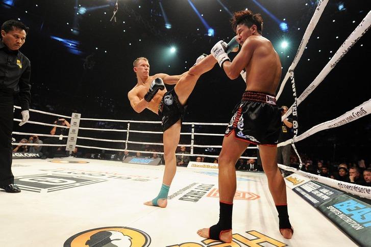 Varga vs Sitmonchai