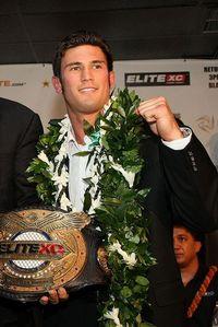 昨年11月にニック・ディアズを下す王座獲得し、6月にはエドワーズ戦で初防衛に成功していたが……[photo by MMAPLANET]