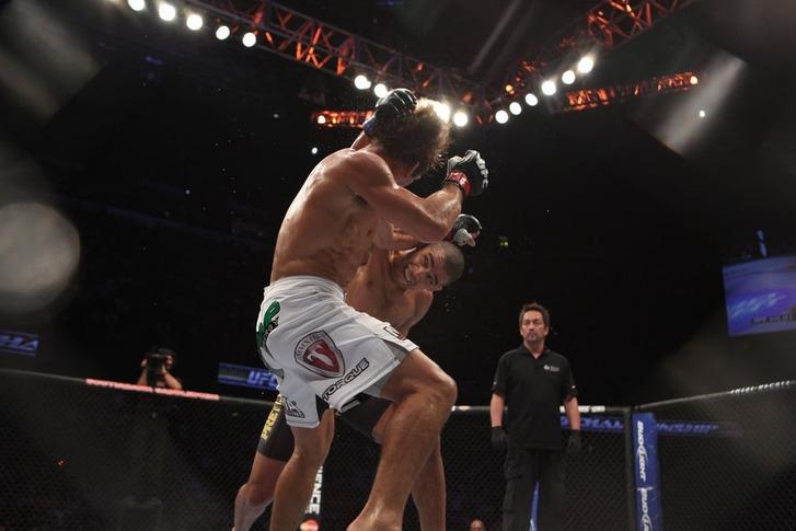 UFC#08 Renan Barao vs Urijah Faber