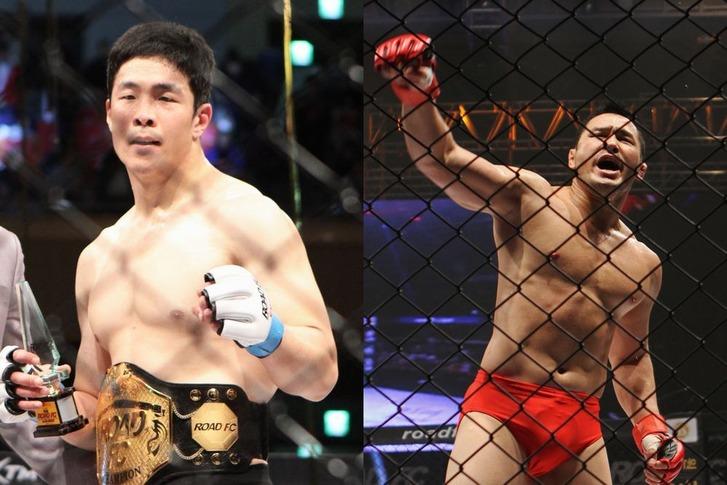 Lee EunSoo vs Minowaman