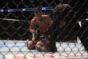 Yushin Okami vs Buddy Roberts