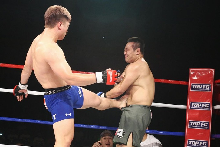 Yang Dongi vs Kim Jae-Young