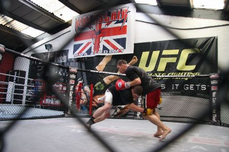 UK MMA
