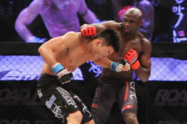 Colossa vs Kim Seok Mo