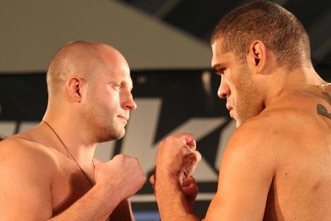 Fedor vs Silva