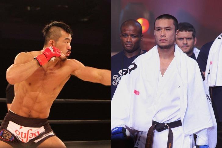Bae Myung-ho vs Nakahara
