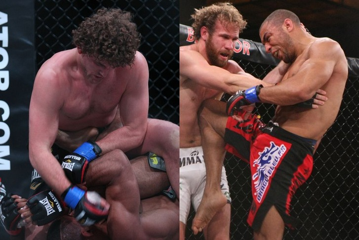 Askren vs Amoussou
