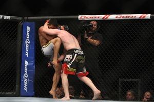 UFC#07 Rafael Dos Anjos vs Mark Boceck