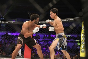 ASIA#03 Dustin Kimura vs Guy Delumeau
