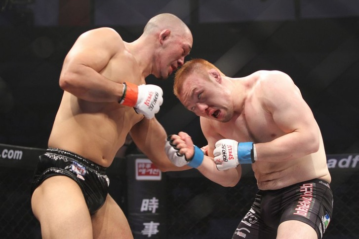 Lee Dool Hee vs Ryo Kawamura
