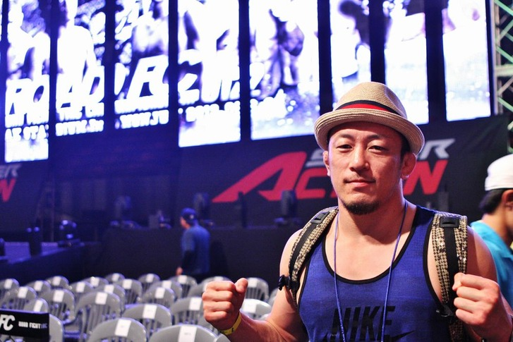 Tatsuya Kawajiri in RFC