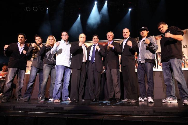 Strikeforce 2009 March