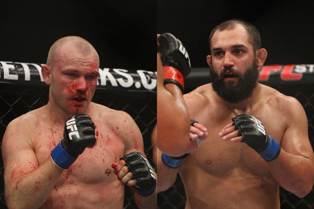 UFC154】タイトル挑戦へ、負けら...