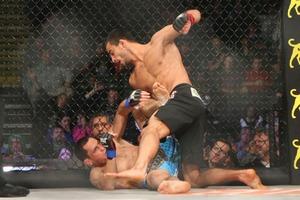 NO UFC#04 Andrey Koreshkov def Marius Saromskis