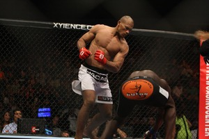 No UFC #09 Ronaldo Souza vs Derek Brunson