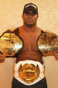 Alistair Overeem/Golden Glory