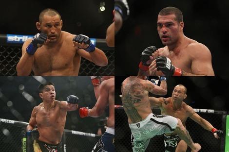 UFC dominates San Jose
