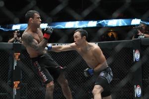 ASIA#03 Kim Soo Chul vs Keabdri Issa