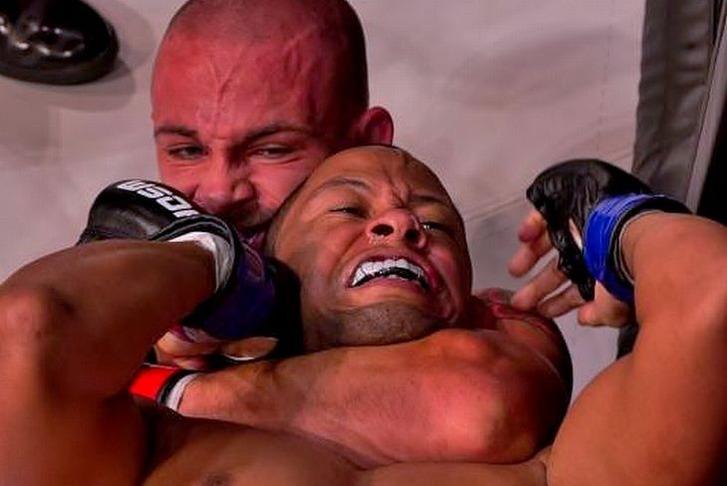 Cody Bollinger vs Pabulo Alfonso