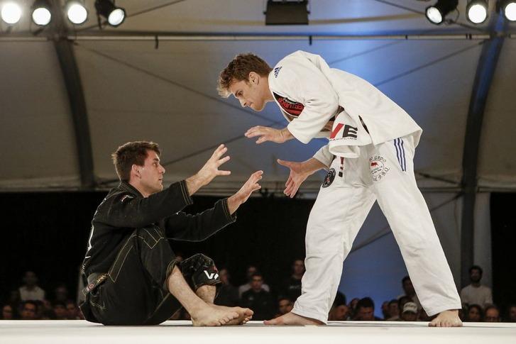 Rafael Mendes vs Clark Gracie