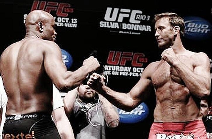 UFC153 weigh in